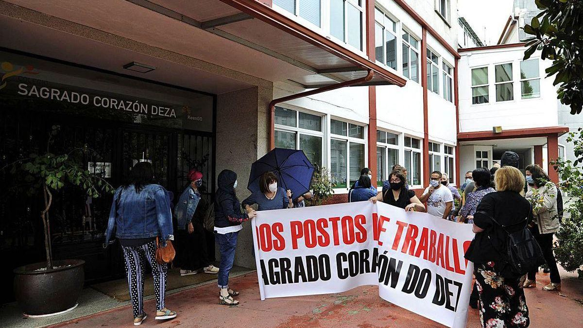 El comité desconvoca la huelga, a la espera de la decisión del juzgado sobre el ERE.