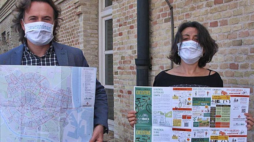 Guía actualizada sobre el uso de la bicicleta en la ciudad de València