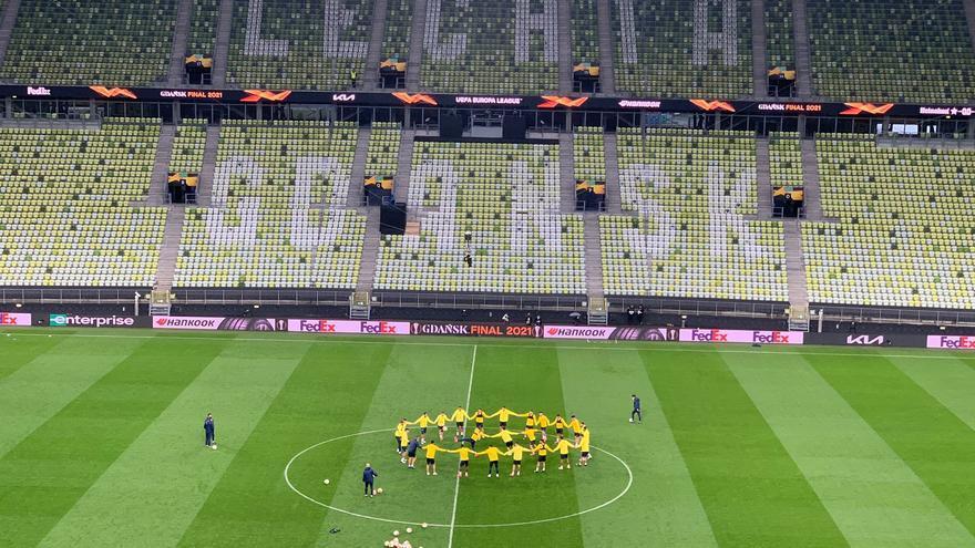 """""""El partido más importante de nuestra vida"""" en el Villarreal"""