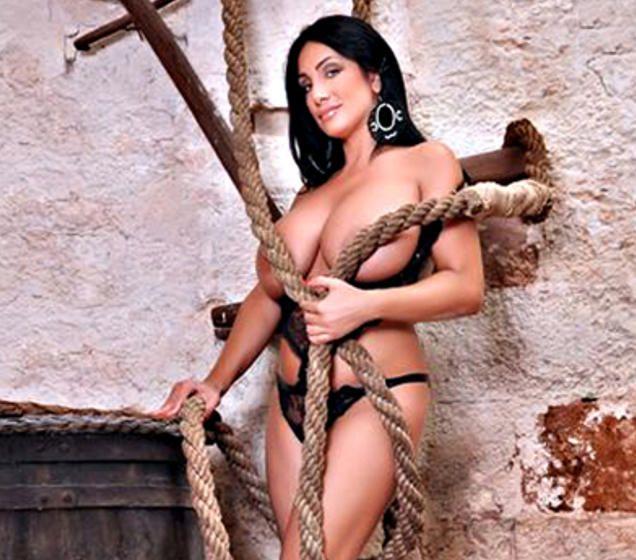 Marika Fruscio, la comentarista más hot del Napoli