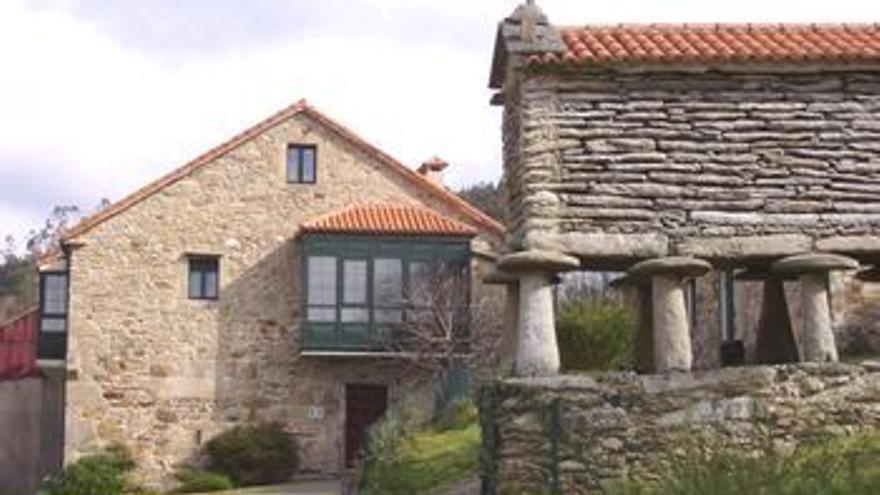 Las casas rurales de Galicia superan el 60% de ocupación en lo que va de verano