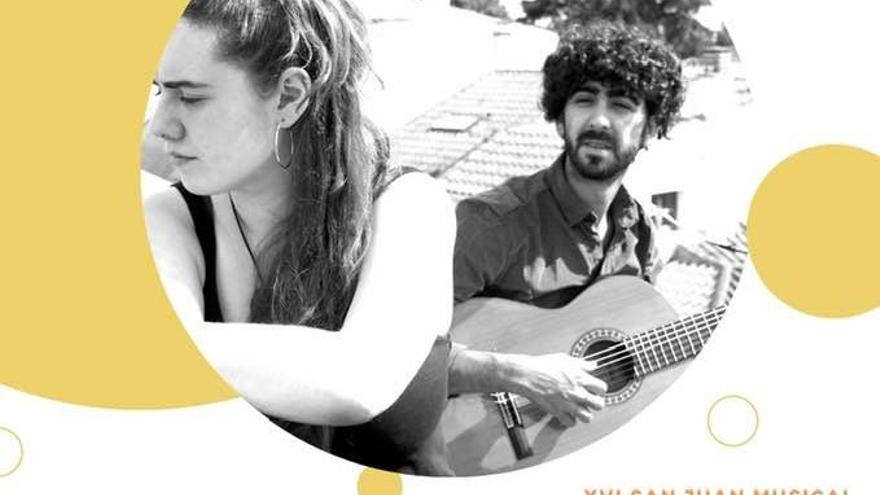 ProCulto celebra en Toro el XVI San Juan Musical con un concierto del dúo Leire y Tasio