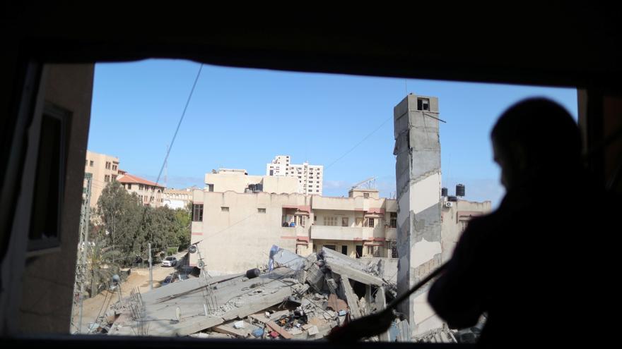 Los Veintisiete discutirán este martes una respuesta común a la espiral de violencia en Gaza
