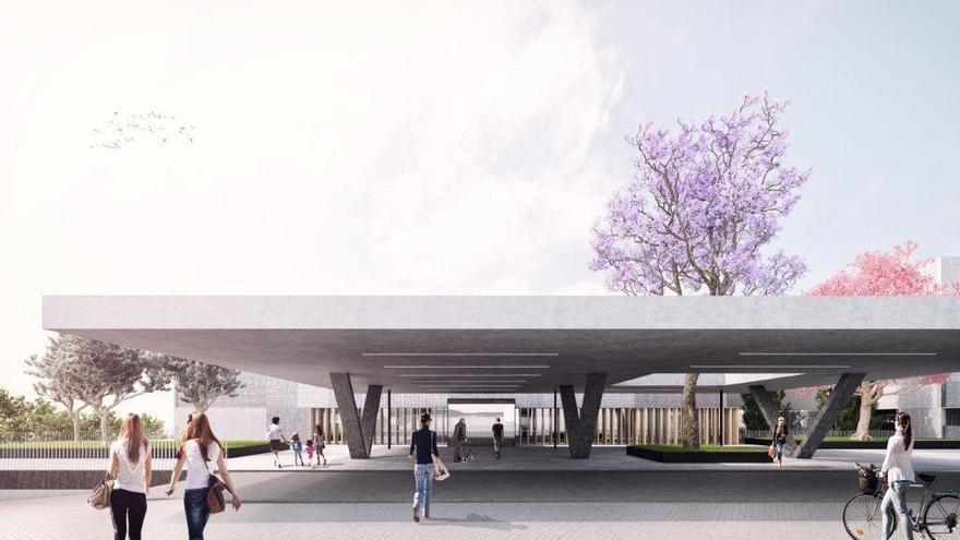 Sanidad inicia las obras del nuevo hospital de Ontinyent