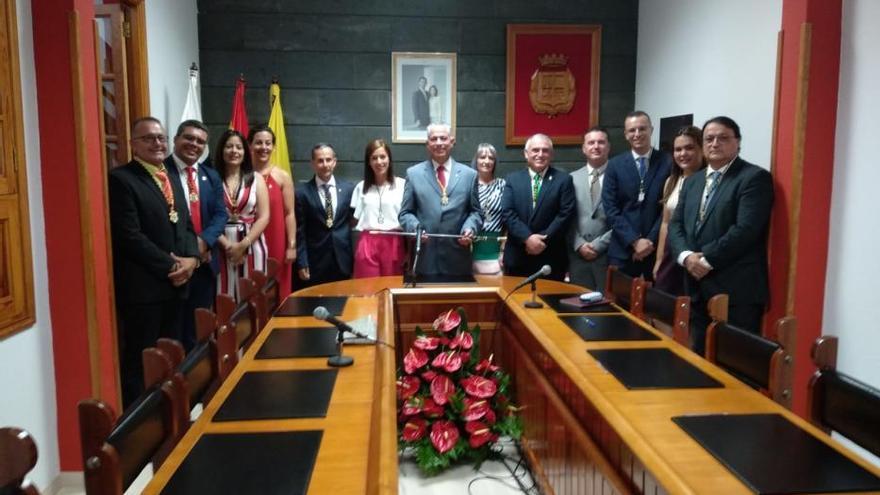 Tomás Pérez Jiménez, un alcalde ante el desafío de abrir La Aldea al mundo