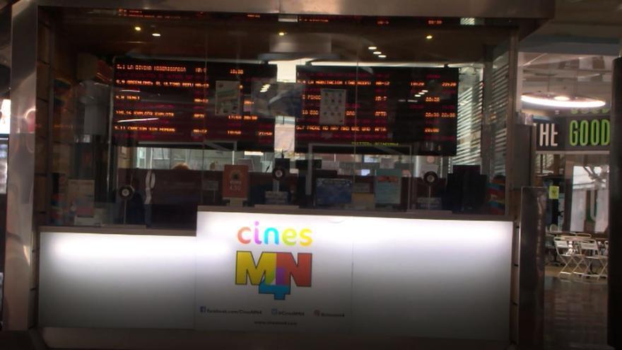 MN4 regala entradas de cine a los visitantes que coman en sus restaurantes
