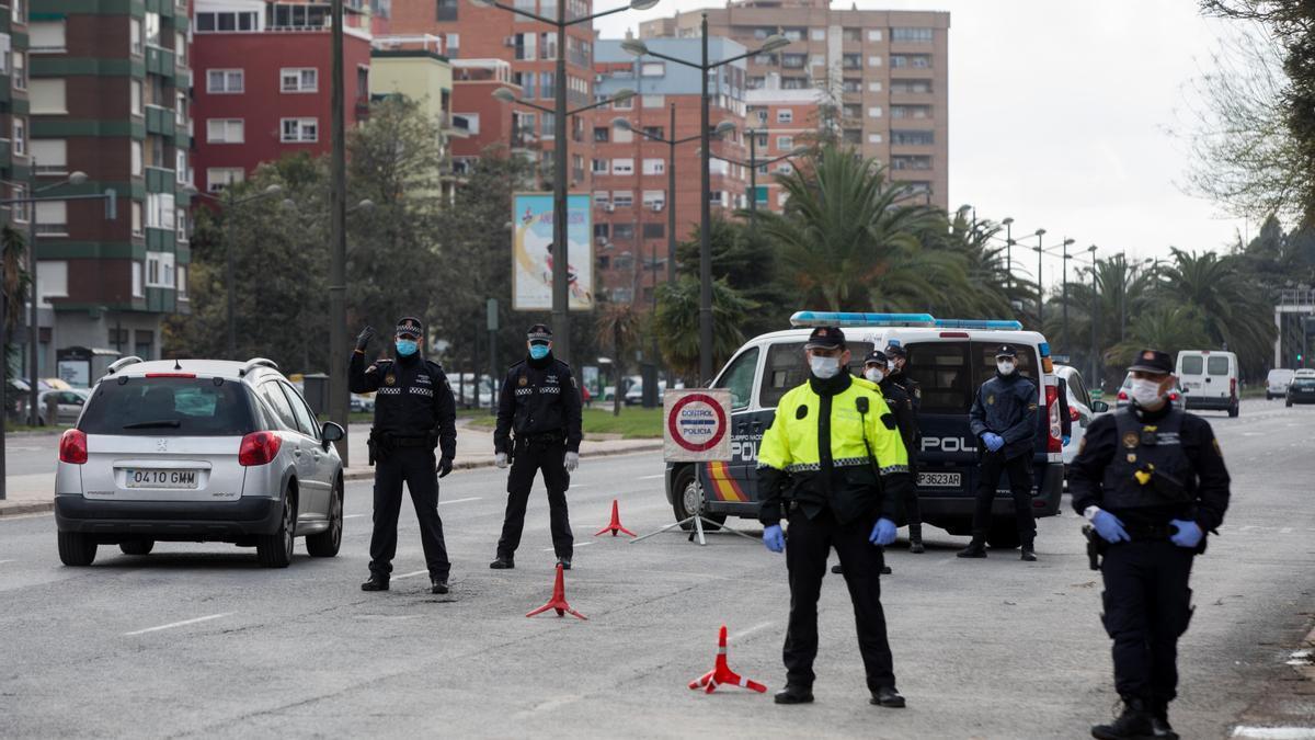 Excepciones de movilidad en el cierre perimetral de la Comunitat Valenciana: cuándo se puede entrar o salir de la autonomía