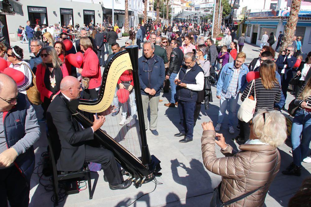 Inauguración de la plaza Costa del Sol