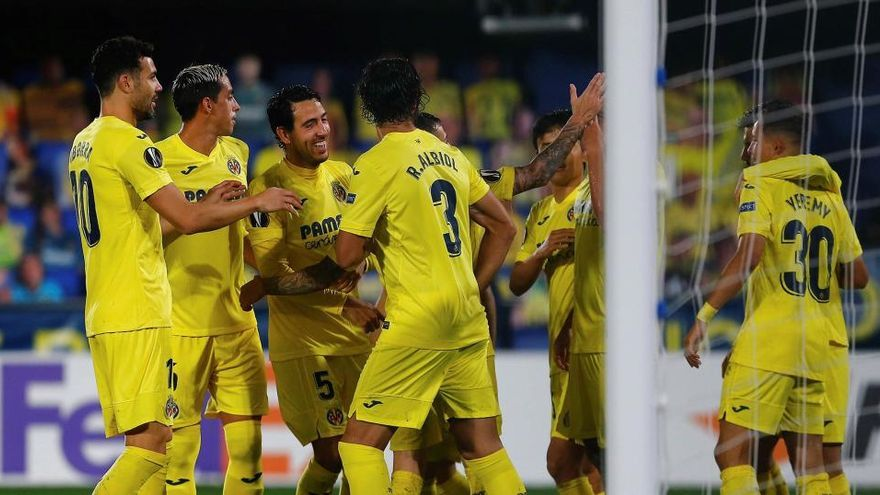 El Villarreal sigue imparable en Europa arrollando al Maccabi
