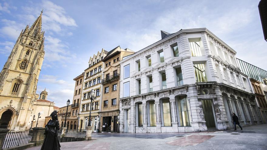 El Bellas Artes recibe un depósito de 34 obras, entre ellas un dibujo de Goya