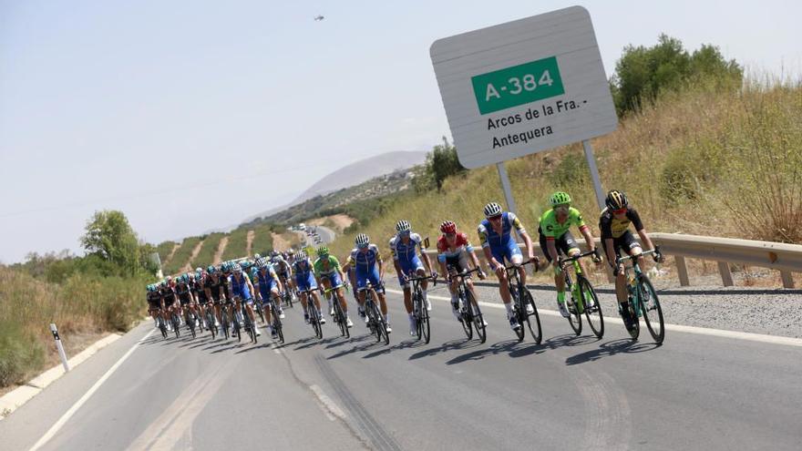 La Vuelta a España regresa a Málaga