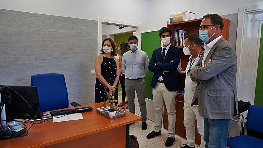 Inauguran la ampliación del centro de salud de Coín