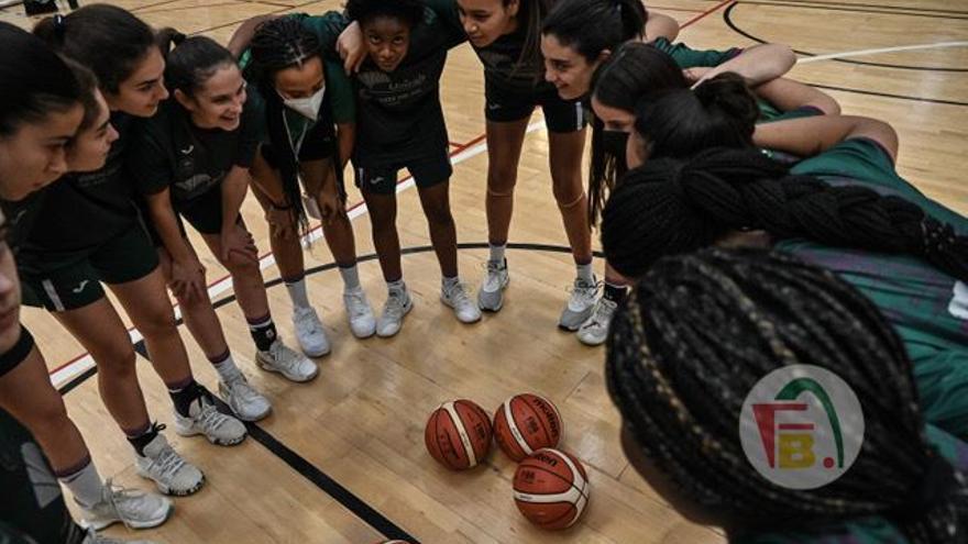 Unicaja-GmasB de Granada, en chicos, y Unicaja-Linares, en chicas, cuartos de final del Andaluz Júnior