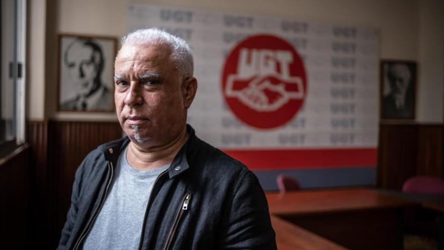 """Manuel Navarro: """"Los ERTE hibernan el empleo y temo que se transformen en nuevos parados"""""""