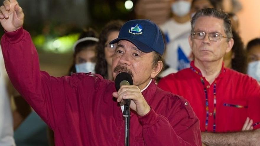 EEUU sanciona a cuatro asesores de Daniel Ortega por las detenciones a los líderes de la oposición