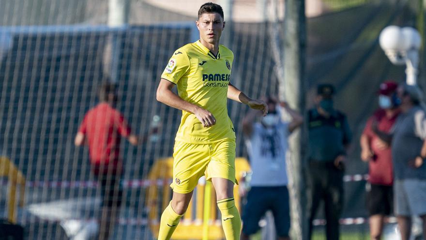 El Villarreal cede a Jorge Cuenca al Getafe