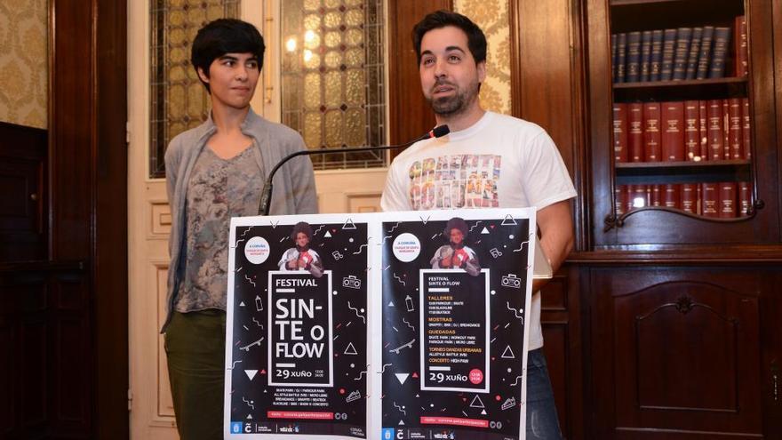 El Ayuntamiento organiza el 29 de junio la segunda edición de 'Sinte o flow'