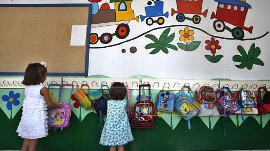 Becas de hasta 1.000 euros para alumnos de las escuelas infantiles de la Región