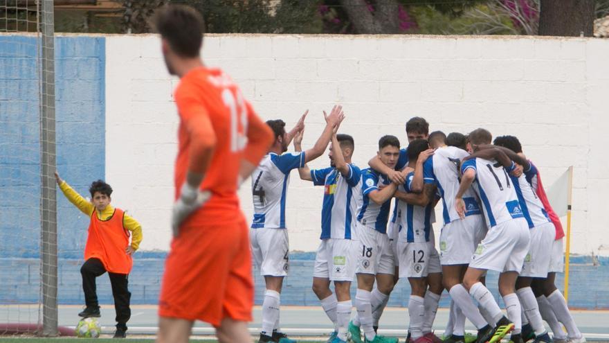 Hércules B-Ilicitano, plato fuerte de la 5ª jornada en el grupo 6-B de Tercera División