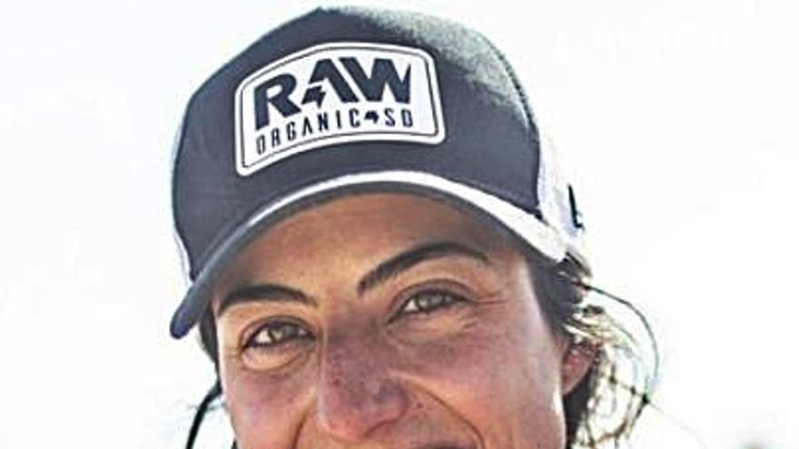 Sara García debuta hoy en el Mundial de Bajas
