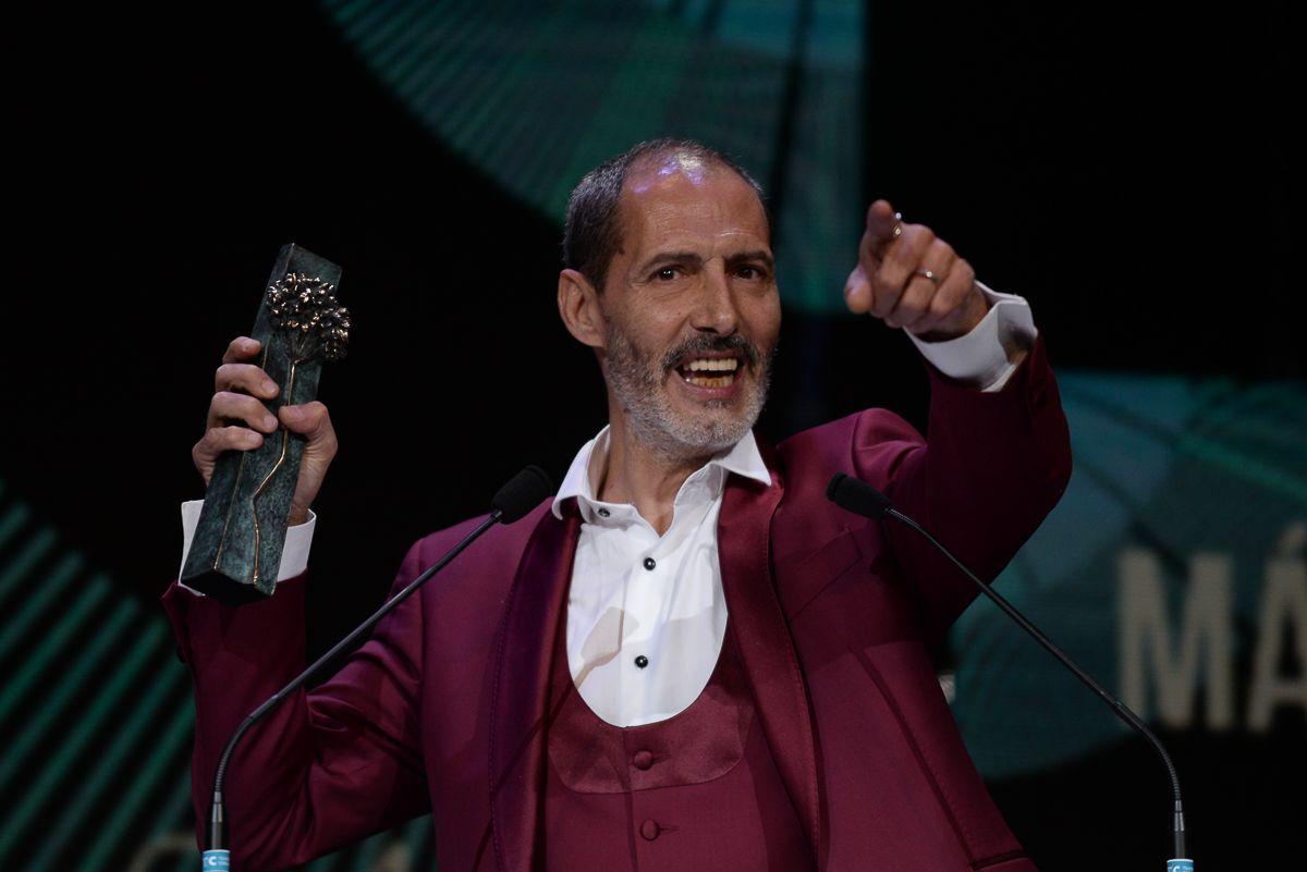 Las imágenes de la gala Málaga Cinema del Festival de Cine