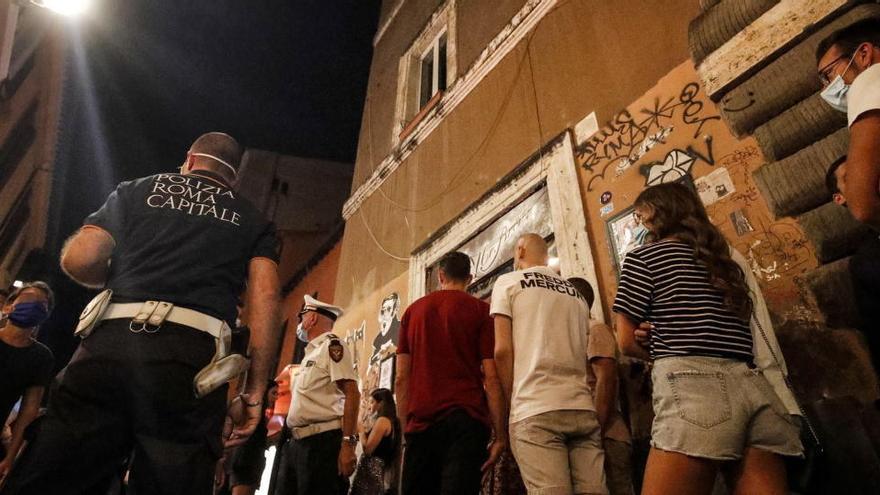 Italia teme un agravamiento tras empeorar sus cifras