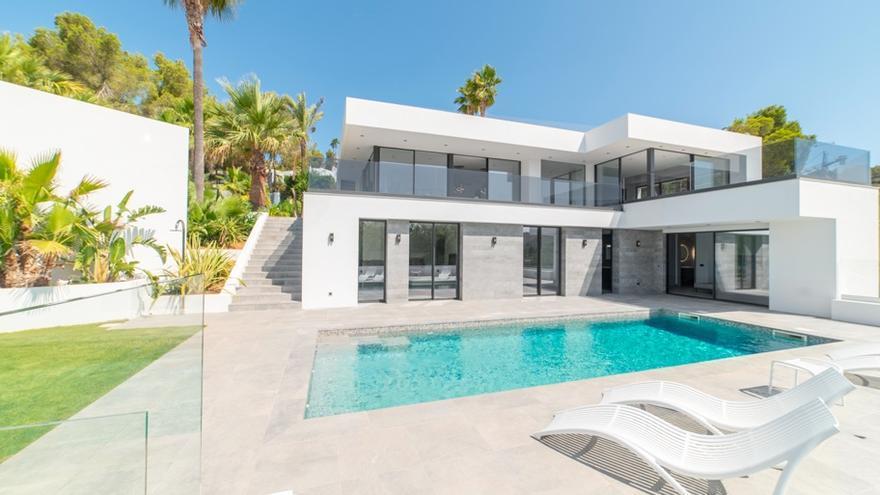 Entramos a las villas y casas de lujo más exclusivas de Ibiza
