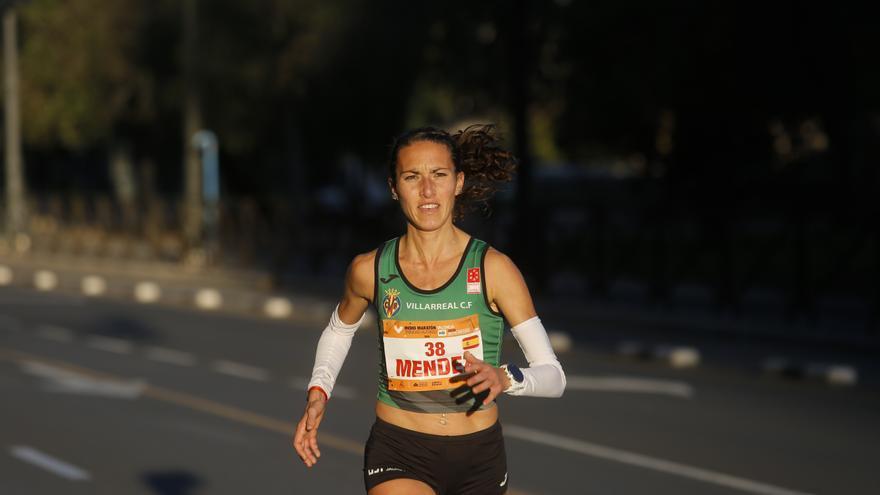 Laura Méndez logra la mínima olímpica