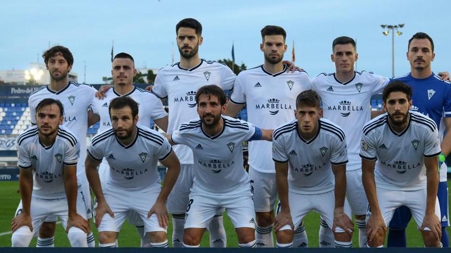 El Marbella FC tropieza ante el San Fernando