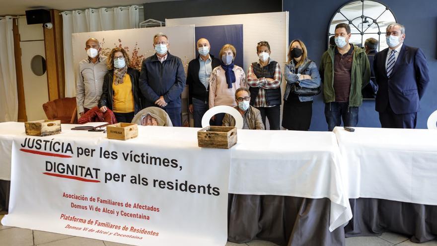 Demanda judicial contra el geriátrico de Alcoy en el que fallecieron 74 personas