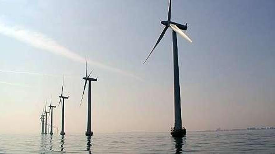 EDP y Engie ponen en producción el mayor parque éolico marino de Escocia