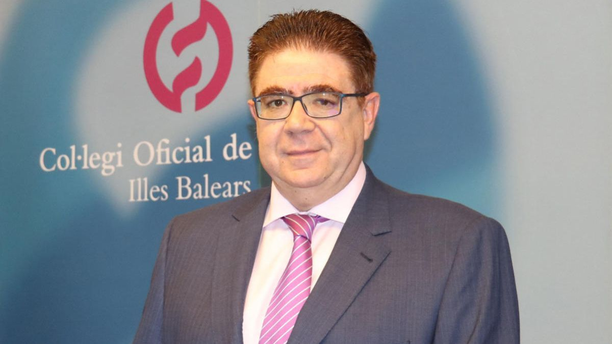 Antoni Bennasar, nuevo director del Patronato Científico del Colegio de Médicos de Baleares