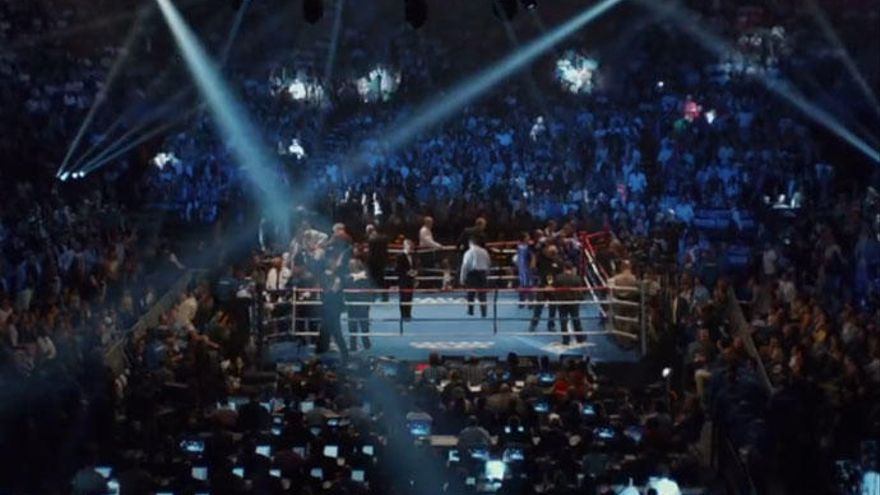 'Redención', boxeo, tópicos y convicción