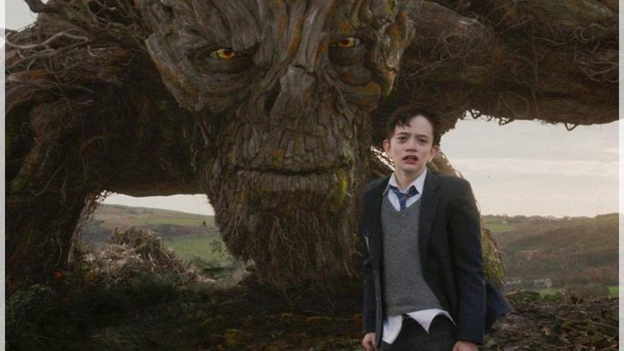 'Un monstre em ve a veure', pel·lícula més taquillera del 2016 a Espanya