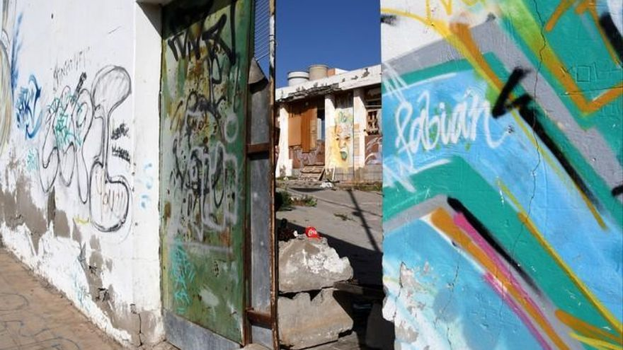 Ojos de Garza reclama la demolición del antiguo colegio por su mal estado