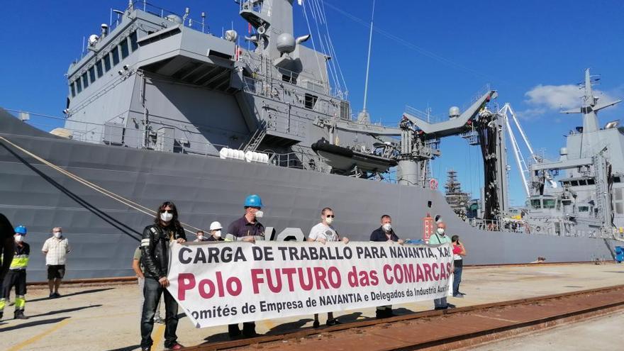 El sector naval lanza un plan para ingresar un 6 % más y crear 1.700 empleos