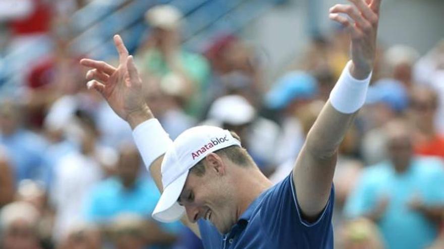 Isner alarga el gafe de Djokovic en Cincinnati