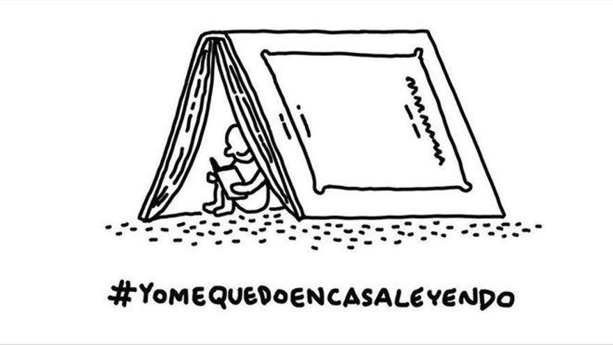 Cultura de cuarentena: las editoriales regalan libros y crean actividades 'on line'