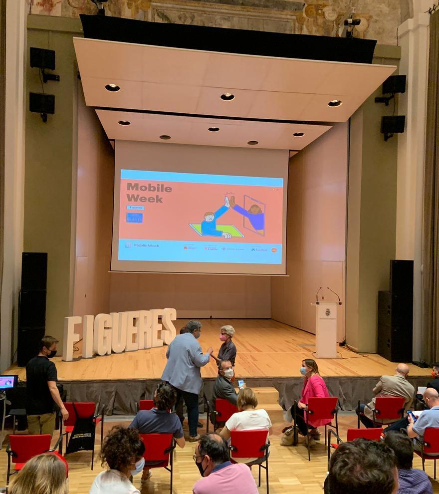 Figueres tanca la Mobile Week amb tres noves conferències