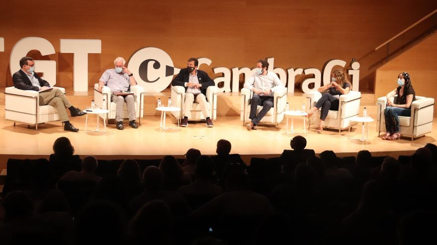 La Generalitat avança que la planificació de projectes d'energies renovables «no anirà al detall» perquè no hi ha temps