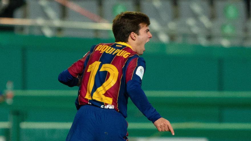 El Cornellà busca ante el Barça convertirse en 'matagigantes'