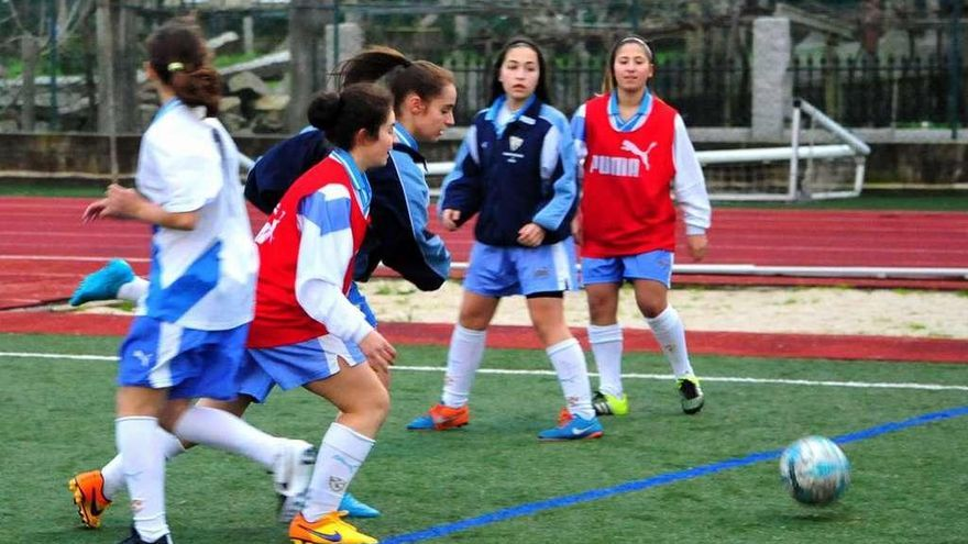 Cita histórica en el fútbol femenino gallego