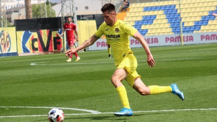 El Celta B incorporada a Javi Gómez y a Beitia