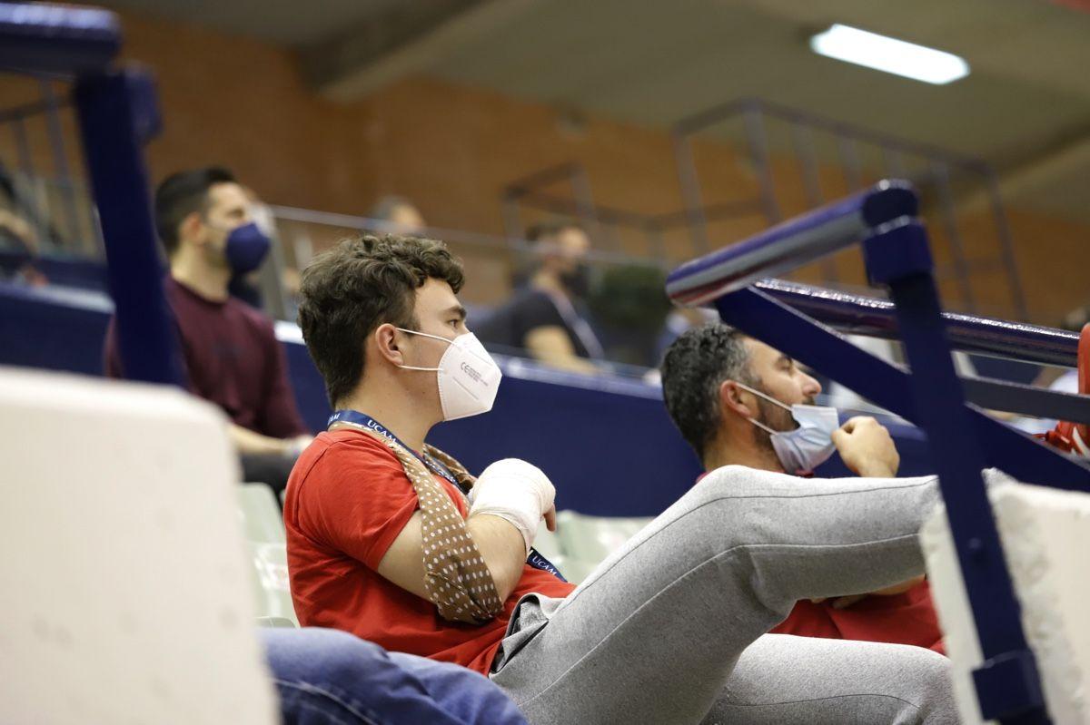 El UCAM Murcia se frena ante el Valencia Basket (66-80)