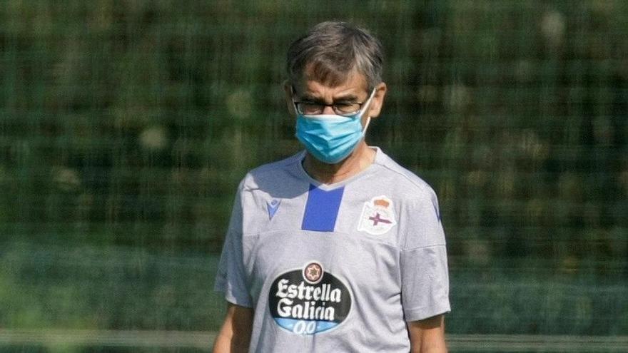 """Vázquez: """"Que el Elche esté tranquilo; saldremos a ganar al Fuenlabrada"""""""