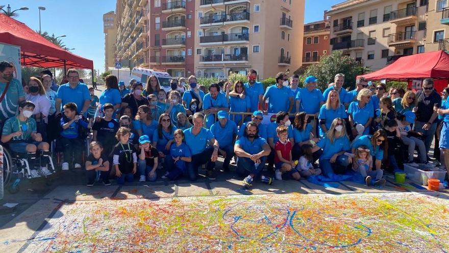 Voluntarios de CaixaBank en Valencia comparten una jornada solidaria con más de 70 personas en situación de vulnerabilidad