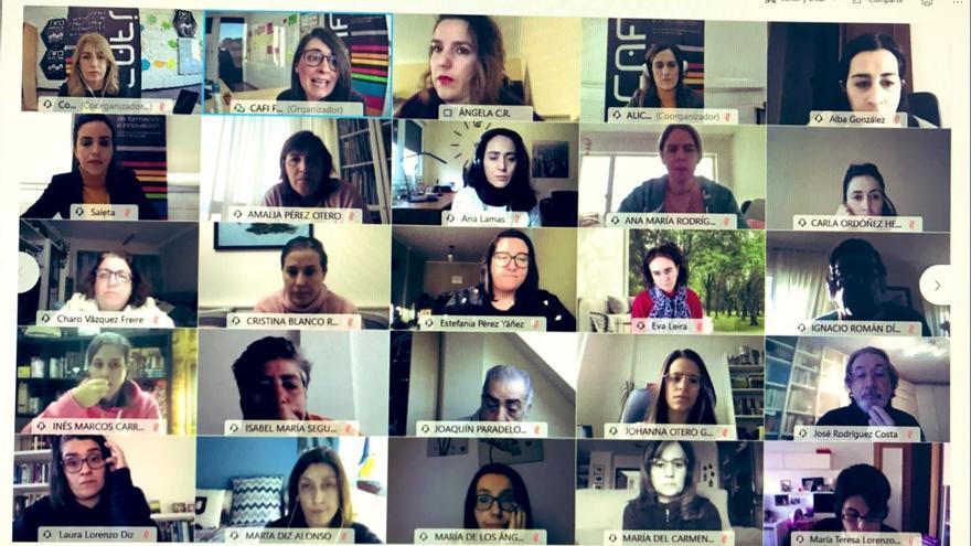 """Obradoiros online """"moi participativos"""" para docentes"""