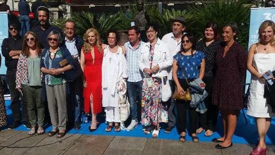 El XXX Festival de Teatro Galego bate récords en el anfiteatro y las redes sociales