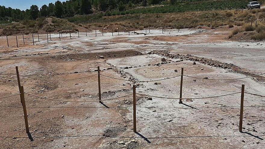 El comerç de la sal va ser una font  de riquesa ibera a l'interior valencià