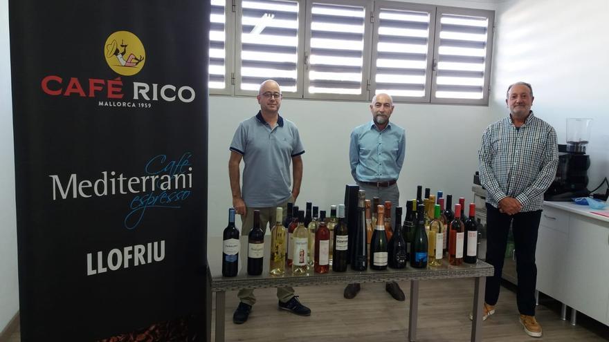 Ingra colabora con Café Rico para lanzamiento de divisón de vinos y cavas